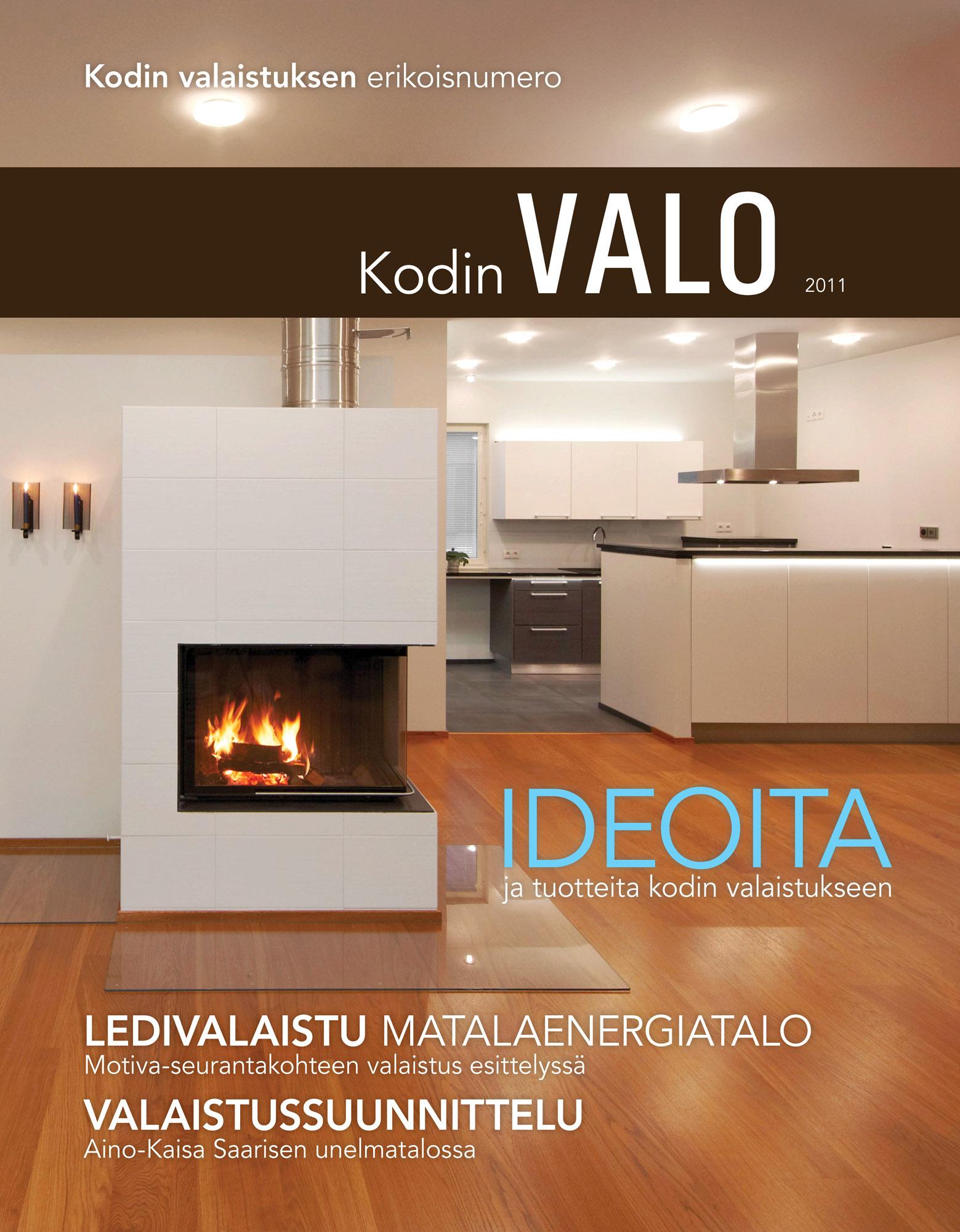 Suomessa aloitetaan valaistussuunnittelijoiden koulutus